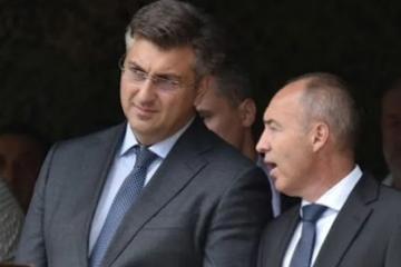 Andrej Plenković: Prihvatio sam ostavku Krstičevića, ali ne mislim da je odgovoran