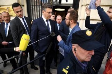 Plenković danas čestitao Tomaševiću na pobjedi, dogovorio sastanak s njim i županima