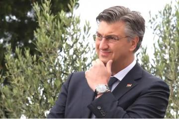 Plenković ide na testiranje: 'S tenisačima je susret trajao 2-3 minute, nije bilo rukovanja'