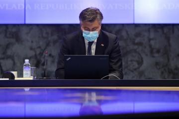 VIDEO Plenković: Izražavam zahvalnost Josipu Joviću te svim hrvatskim policajcima, vojnicima i braniteljima koji su dali najviše za Hrvatsku