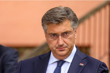'PENAVA JE BIVŠI HDZ-ovac!' Plenković komentirao njegovu kandidaturu: 'Pomogao sam mu prije par godina'
