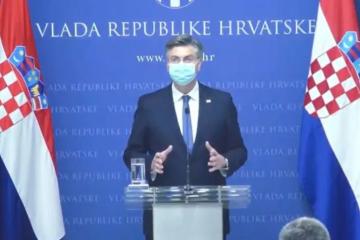 Plenković: Sve ukazuje da će razmjeri pandemije imati nesagledive posljedice za cijeli svijet