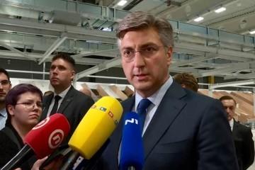 Premijer Plenković o HVIDRA-i: Neću se pretvoriti u komentatora tuđih priopćenja