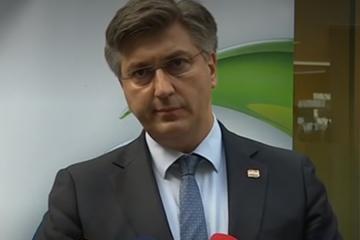 Plenković o presudi Sanaderu i HDZ-u: Ja tada nisam ni bio član stranke, nema kolektivne ni odgovornosti aktualnog vodstva