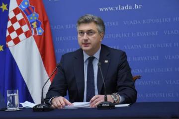 Plenković poslao poruku: Hrvatska je u mislima s obiteljima i prijateljima preminulih