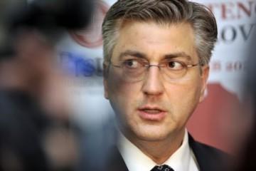 Plenković: Unutar članstva HDZ-a puštena 'fake news'