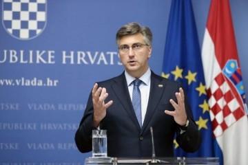 Plenković: Rješavanje demografskog pitanja od najveće važnosti za opstanak Hrvatske