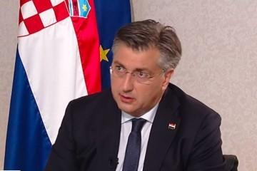 Plenković na Hrvatskom radiju: U nekim kulturama, u nekim zemljama, pomalo postaje neugodno onome koji se nije cijepio