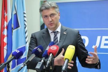 Plenković: Ako mogu popraviti platformu neka je poprave, ako ne - neka naruče novu
