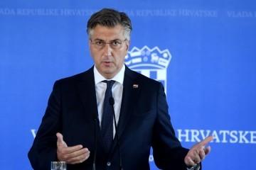 Plenković jasno rekao 'ne' referendumu o euru: 'To dolazi od aktera koji nisu crno ispod nokta pridonijeli ulasku Hrvatske u EU'