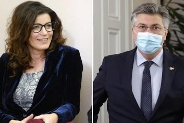 Nacional: Josipa Rimac poslala je SMS premijeru Plenkoviću, on ju je istog dana nazvao