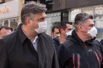 Plenković i Milanović još u siječnju znali za predstojeću pandemiju?