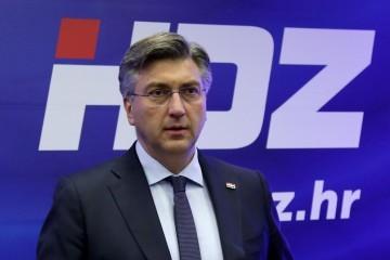 Plenković poručio biračima u Zagrebu da u drugom krugu glasuju po svojoj savjesti