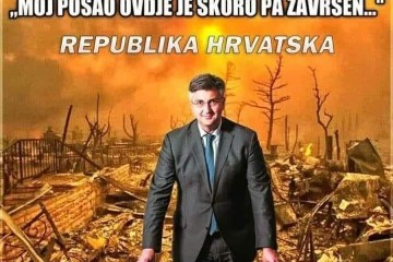 PLENKOVIĆU PRESTANI SE NA HRVATSKIM BRANITELJIMA IŽIVLJAVATI !!!