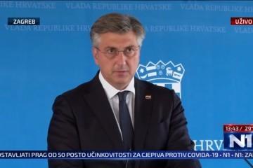 Plenković o novom članu saborske većine Hrelji: Sramotno je govoriti o žetončićima! Dogovorili smo suradnju koja će trajati cijeli mandat