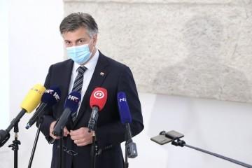 Plenković o KB Dubrava: Molio sam ministra Beroša da malo ispita oko prosvjeda i da mi kaže gdje je 'catch', ne vjerujem da je stanje katastrofalno