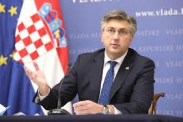 Plenković kaže da će svim hrvatskim građanima biti dostupno cjepivo za covid-19