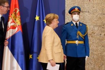 Merkel u Beogradu: Prijem balkanskih zemalja je strateški cilj EU, ali...