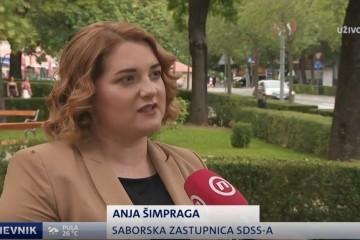 SDSS izlazi s SDP-om na lokalne izbore u Kninu i Drnišu! Zajednička kandidatkinja za kninsku gradonačelnicu biti će Anja Šimpraga
