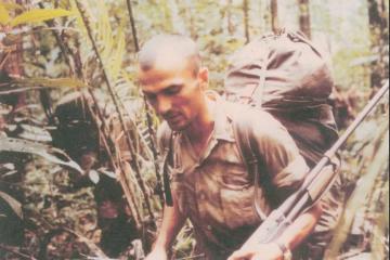Ante Glavinić, pripadnik bojne Zrinski, poginuo je kad za mnoge rat nije ni počeo