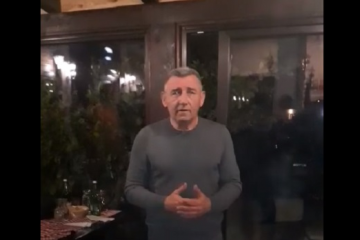 Snažan govor Ante Gotovine svojim suborcima o Domovini i Bogu