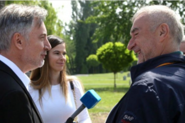 Ante Prkačin: Sa Škorom sam razgovarao da napustim Domovinski pokret