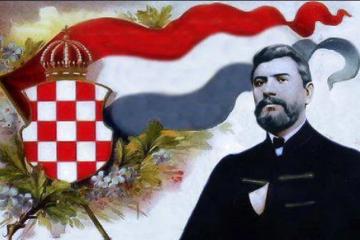 Na današnji dan 23. svibnja 1823. godine rođen Ante Starčević