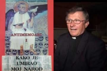 Knjiga o srpskim likvidacijama Hrvata u Srijemu za koje nitko nije odgovarao: 'Antimemoari I; Kako je umirao moj narod'