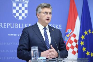 Plenković: 'Nećemo dopustiti da padne standard zbog cijene energenata, imamo dodatne alate…'