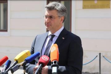 Plenković: Hrvatske milijarde u planu za oporavak nisu ugrožene