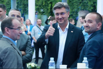 Plenković danas Predsjedništvu HDZ-a predstavlja sastav svoje nove vlade