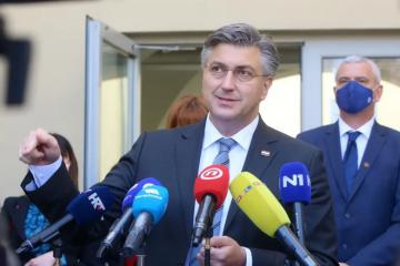 Plenković: Do kraja lipnja cijepit ćemo polovicu stanovništva