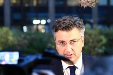 Plenković: Čujem samo neke vapaje gospodina Kovača. Sučeljavanje je idući tjedan