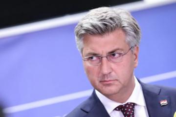 Plenković branio Medveda: Sve ono što je on učinio u ovih pet godina je veliko kao Himalaja