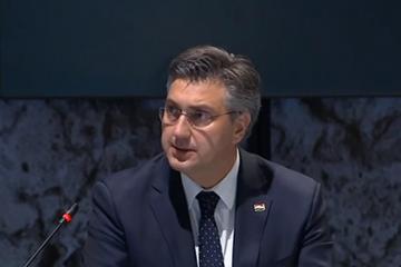 Plenković: Ukupno 102 oboljelih, bude li potrebno održavat ćemo sjednice Vlade video vezom!
