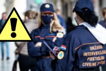 BITNA OBAVIJEST - APEL: Ne idite u Petrinju i Sisak!