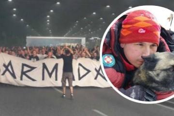 """Armada zove na prosvjed zbog HGS-ovca optuženog da je napao Srbina: """"On je žrtva!"""""""