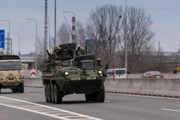 POVRATAK NA BALKAN: Američki konvoj prošao kroz Banja Luku, Dodik se crveni zbog Rusije