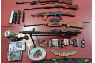 Naoružan do zuba: U kući muškarca iz Zaprešića našli arsenal oružja, prijavili ga i za drogu i obiteljsko nasilje