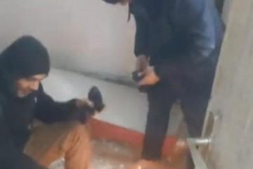 Mještanin Izačića snimio migrante kako lože vatru u njegovoj vikendici, pogledajte što je uradio