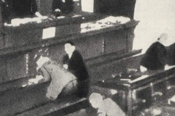 20. lipnja 1928. srpski ekstremist Račić ubio Stjepana i Pavla Radića i Đuru Basaričeka