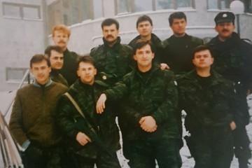"""06. veljače 1991.g. - Osnovana Antiteroristička jedinica """"Sljeme"""""""