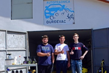 S radom započela nova autopraonica u Đurđevcu
