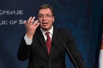 Vučić: Novi Jasenovci i nove 'Oluje' neće se više dogoditi našem narodu