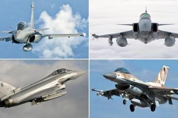 Vlada imenovala nove članove Povjerenstva za nabavu višenamjenskoga borbenog aviona