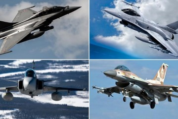 Povjerenstvo Vladi preporučilo američke F-16 i rabljene Rafale?