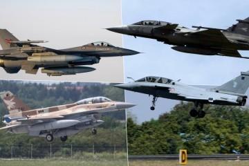 [VIDEO/FOTO] Unatoč brojnim nepoznanicama, ovo je sve što trebate znati o kupnji borbenih aviona: Analiziramo prednosti i mane četiri kandidata u fotofinišu