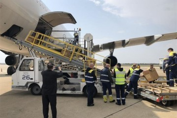 Hrvatska nabavila 12,5 tona medicinske opreme iz Kine
