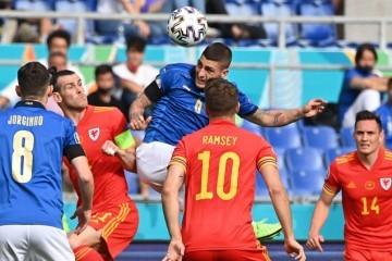 RASPLET U SKUPINI A: Italija stopostotna, Wales prošao unatoć porazu, Švicarska na čekanju