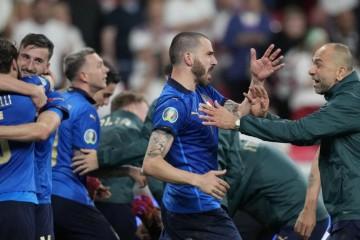 Italija prvak Europe: Azzurri pobijedili Englesku na Wembleyju nakon jedanaesteraca